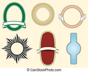 logos, šest, základy