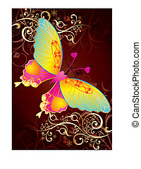 Love motýl