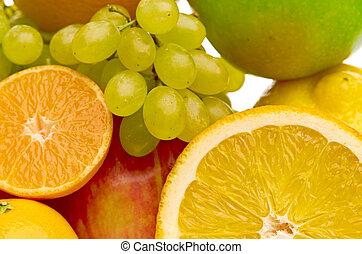Míchané ovoce