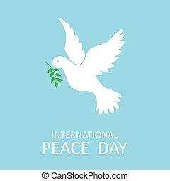Mírová ratolest pro mírový den