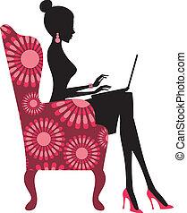 Módní blogger
