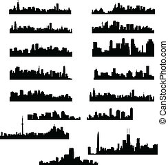 Městská obloha