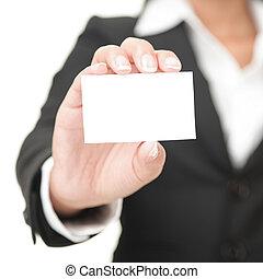majetek, firma, povolání, obchodnice, karta, -, čistý