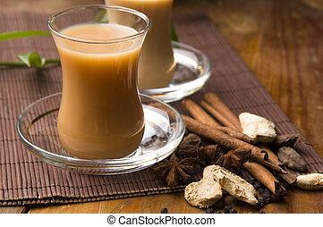 masala, chai