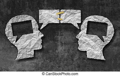 Mluvit spolu