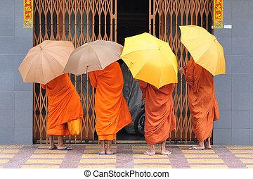 mnisi, kambodža