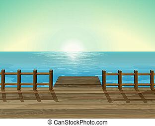 Mořské scény