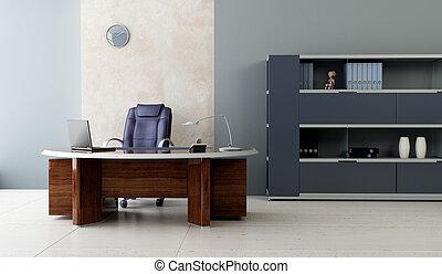 Moderní kancelářský interiér