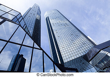 Moderní obchodní budova