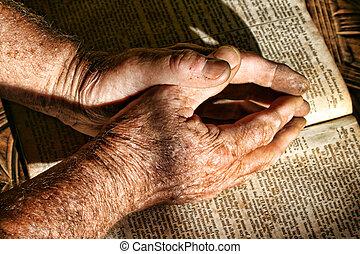 Modlí se