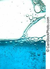 Modrá tekutina