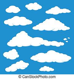 Modré nebeské vektory