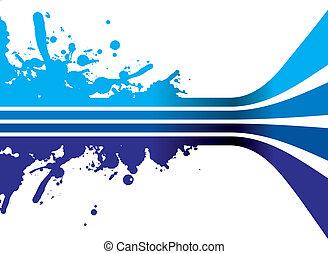 Modrý cák