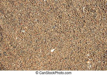 Mokrý písek