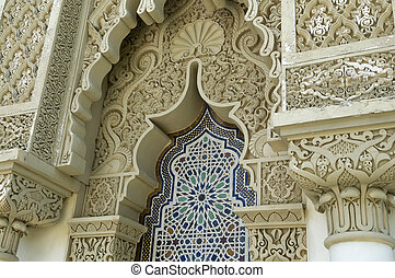 Morocké architektura