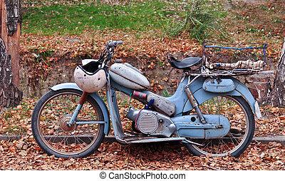 motocykl, klasik