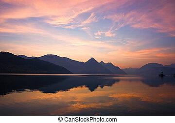 Mountain Dawn