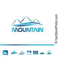 Mountain Tours logo icon