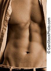 Mužské abs