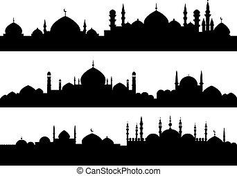Muslimské město