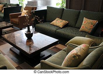 Nádherný nábytek