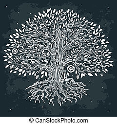 Nádherný stromeček života