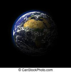 názor, earth., proložit