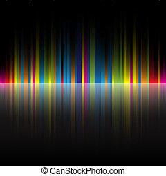 Nečerné barvy barevné