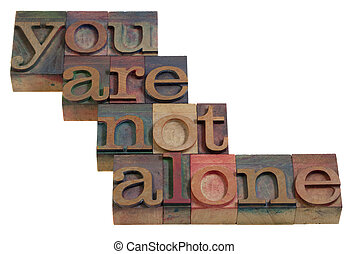 Nejsi sám