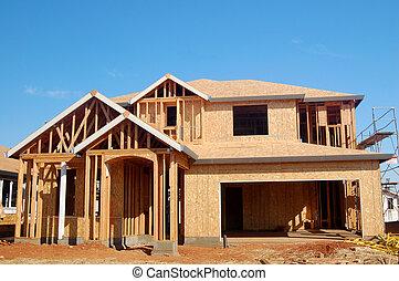 Nová stavba