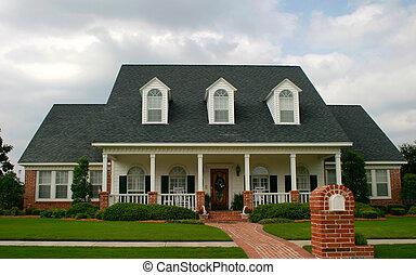 Nový klasický dům