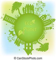 oběžnice, ekologické, nezkušený