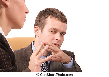 Obchodní konverzace