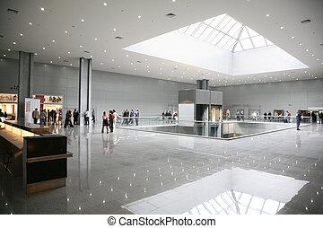 Obchodní sál