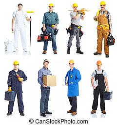 Obchodníci pracujících.