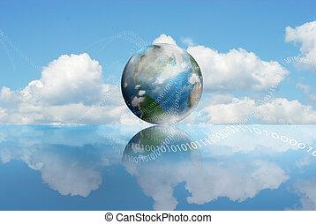 Oblaková technologie