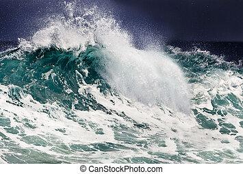 Oceánová vlna