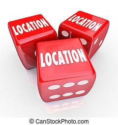 okolí, kostky, plocha, tři, bydliště, nejlépe, rozmluvy, hrát, usedlost