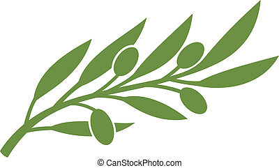 Olivová ratolest.