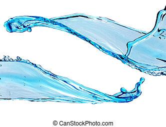 oplzlý zředit vodou, kaluž