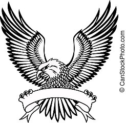 Orel s symbolem