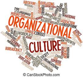 organizational, kultura
