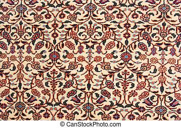 orientální, koberec