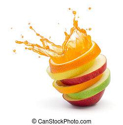 Ovocný punč