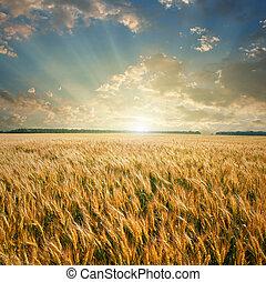 Píseň na západ slunce