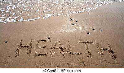 Písmo, zdraví