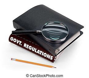 předpisy, vláda