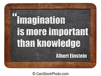 Představa a znalosti
