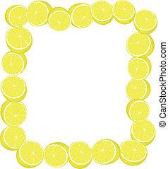 Půlka citrónu