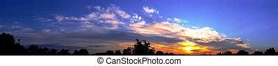 Panorama Dawn